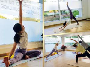 Yoga du samedi / a theme