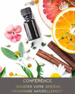 Conférence « Booster votre système immunitaire naturellement »